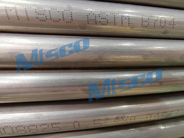 "Alliage lumineux de tube d'alliage de nickel de surface de recuit 825 0,5"" * 0,049"" * 4200m"