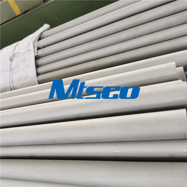 Bright Annealed 6000MM S32750 Stainless Duplex Steel Pipe