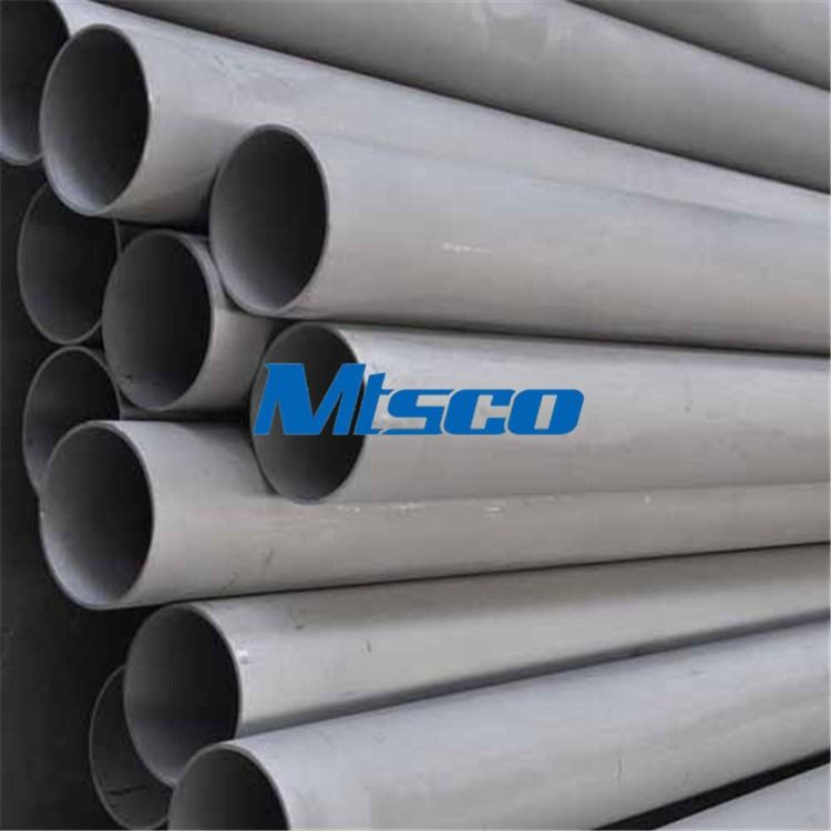 Annealing Pickling ASTM A790 Seamless Duplex Stainless Steel Pipe