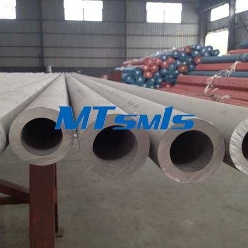 ASTM A790 ISO PED Cold Rolled S32750 Duplex Steel Seamless Pipe